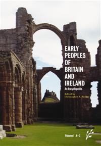 Early Peoples of Britain and Ireland cover image