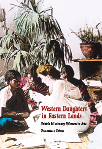Western Daughters in Eastern Lands cover image