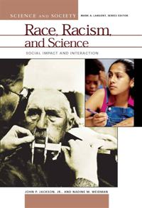 Race, Racism, and Science cover image