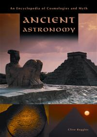 Cover image for Ancient Astronomy