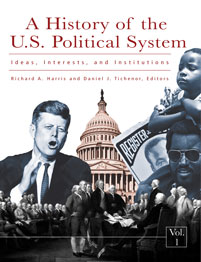 Cover image for A History of the U.S. Political System