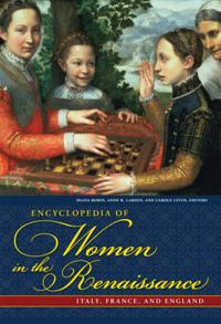 Encyclopedia of Women in the Renaissance cover image