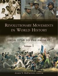 Revolutionary Movements in World History cover image