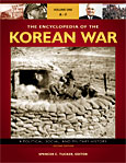 Cover image for The Encyclopedia of the Korean War