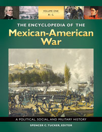 The Encyclopedia of the Mexican-American War cover image