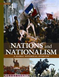 Nations and Nationalism cover image