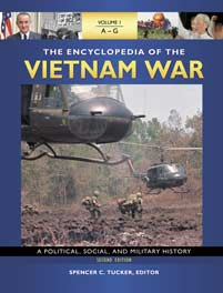 The Encyclopedia of the Vietnam War cover image