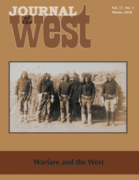 Cover image for Journal of the West